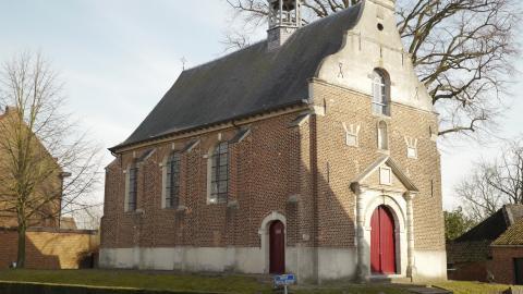 Sint-Willibrorduskapel Mol Ezaart