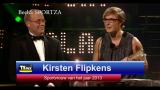 Kirsten Flipkens sportvrouw van het jaar 2013