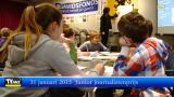 Junior journalistenprijs 2015