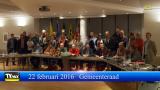 22 februari 2016 Gemeenteraad Mol