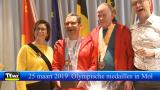 Drie olympische medailles voor Mol