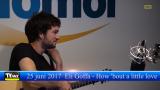 Eli Goffa live bij Radio Mol