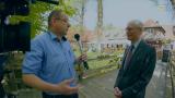 Haiku van Herman Van Rompuy ter ere van ecoduct Mol Postel