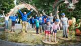 Help Brandwonden Kids vzw zorgt voor een hartverwarmende dag in Bobbejaanland